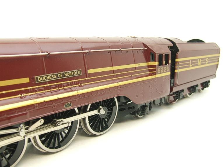 "Ace Trains E12B1S Coronation Pacific LMS ""Duchess of Norfolk"" R/N 6226 Electric 2/3 Rail Bxd image 14"