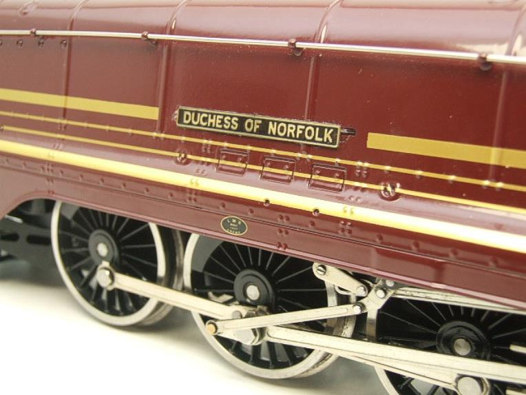 "Ace Trains E12B1S Coronation Pacific LMS ""Duchess of Norfolk"" R/N 6226 Electric 2/3 Rail Bxd image 15"