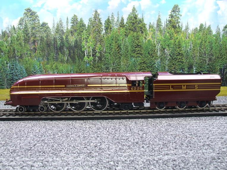 "Ace Trains E12B1S Coronation Pacific LMS ""Duchess of Norfolk"" R/N 6226 Electric 2/3 Rail Bxd image 18"