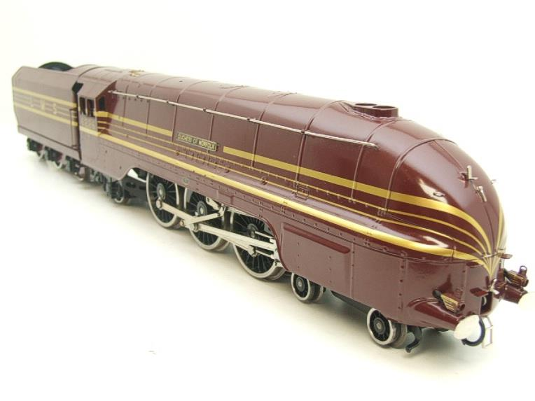 "Ace Trains E12B1S Coronation Pacific LMS ""Duchess of Norfolk"" R/N 6226 Electric 2/3 Rail Bxd image 20"