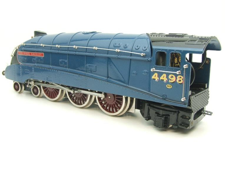 "Ace Trains O Gauge A4 Pacific LNER Blue ""Sir Nigel Gresley"" R/N 4498 Electric Boxed image 11"