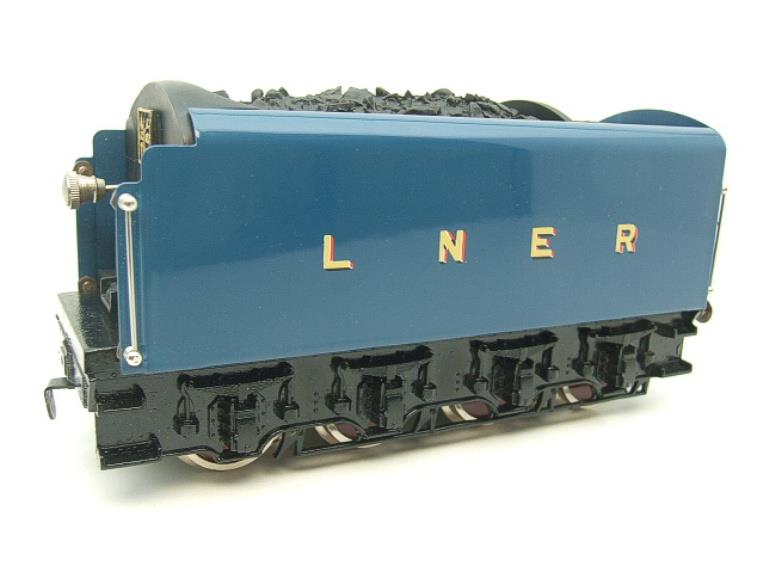 "Ace Trains O Gauge A4 Pacific LNER Blue ""Sir Nigel Gresley"" R/N 4498 Electric Boxed image 12"