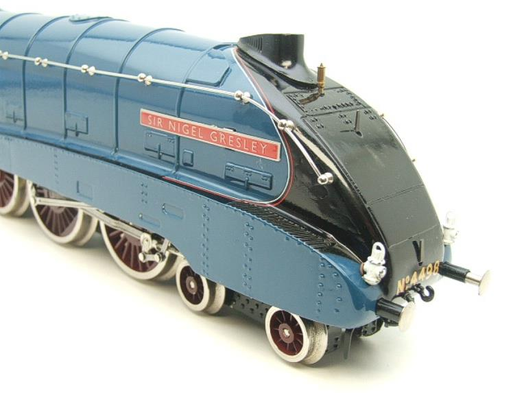 "Ace Trains O Gauge A4 Pacific LNER Blue ""Sir Nigel Gresley"" R/N 4498 Electric Boxed image 16"
