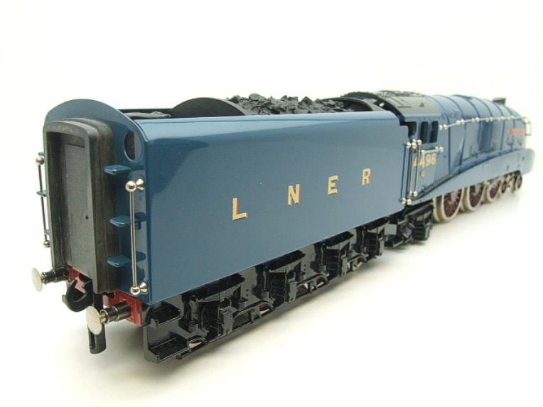 "Ace Trains O Gauge A4 Pacific LNER Blue ""Sir Nigel Gresley"" R/N 4498 Electric Boxed image 17"