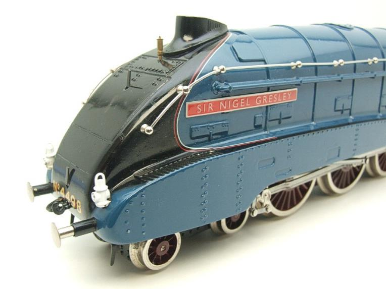 "Ace Trains O Gauge A4 Pacific LNER Blue ""Sir Nigel Gresley"" R/N 4498 Electric Boxed image 20"