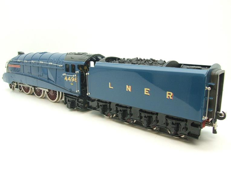 "Ace Trains O Gauge A4 Pacific LNER Blue ""Sir Nigel Gresley"" R/N 4498 Electric Boxed image 21"