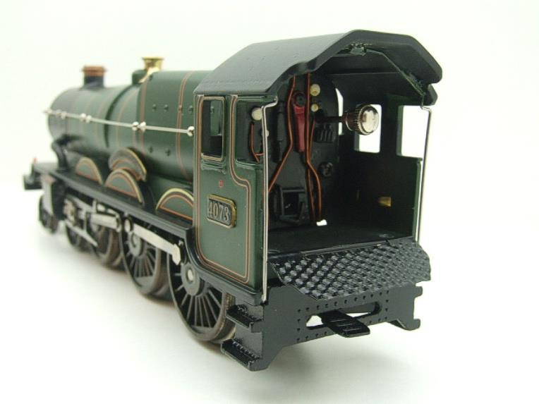 "Ace Trains Darstaed O Gauge GWR Castle Class ""Caerphilly Castle"" R/N 4073 Elec 3 Rail Bxd image 12"