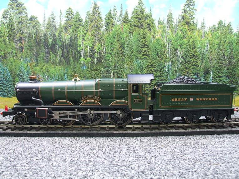 "Ace Trains Darstaed O Gauge GWR Castle Class ""Caerphilly Castle"" R/N 4073 Elec 3 Rail Bxd image 20"