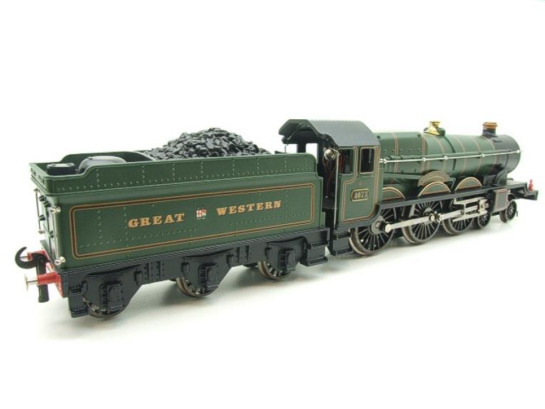 "Ace Trains Darstaed O Gauge GWR Castle Class ""Caerphilly Castle"" R/N 4073 Elec 3 Rail Bxd image 21"