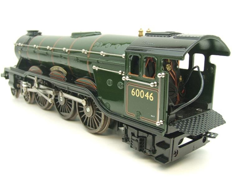 "Ace Trains O Gauge E/6 A3 Pacific Class BR ""Diamond Jubilee"" R/N 60046 Electric 3 Rail Boxed image 11"