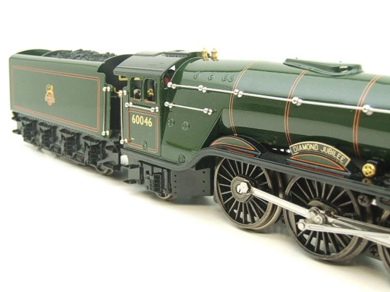 "Ace Trains O Gauge E/6 A3 Pacific Class BR ""Diamond Jubilee"" R/N 60046 Electric 3 Rail Boxed image 15"
