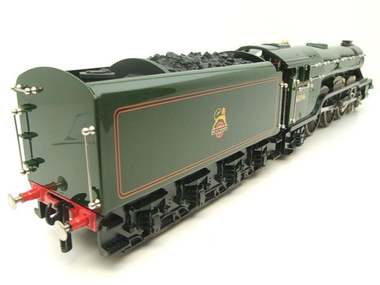 "Ace Trains O Gauge E/6 A3 Pacific Class BR ""Diamond Jubilee"" R/N 60046 Electric 3 Rail Boxed image 19"