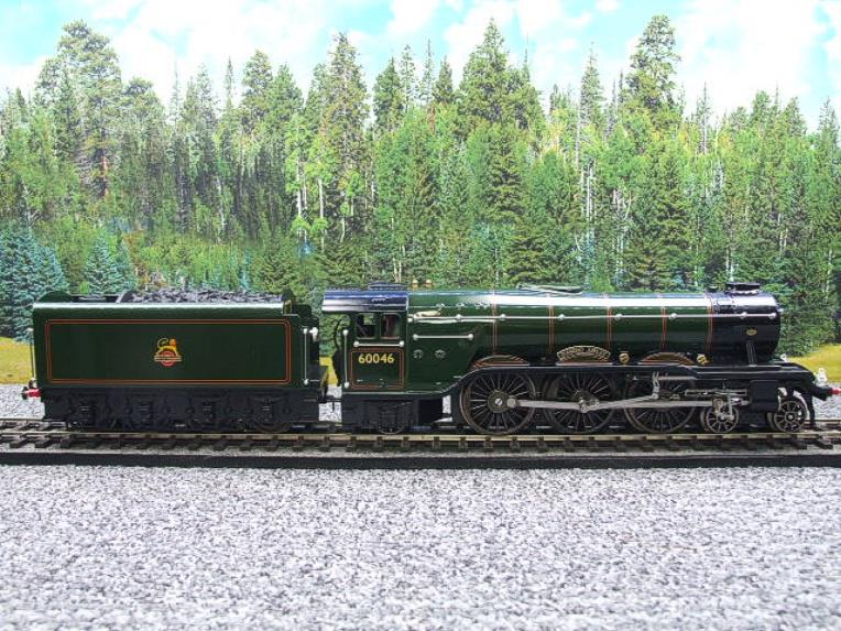 "Ace Trains O Gauge E/6 A3 Pacific Class BR ""Diamond Jubilee"" R/N 60046 Electric 3 Rail Boxed image 21"
