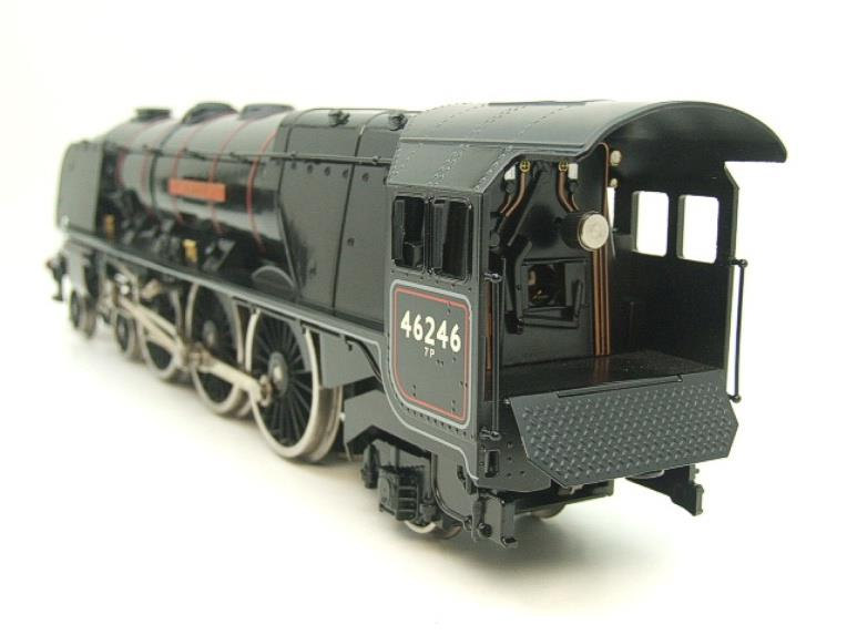 "Ace Trains O Gauge E12S BR Black Duchess Class ""City of Manchester"" R/N 46246 Electric 2/3 Rail Bxd image 11"