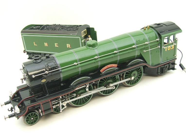 "Ace Trains O Gauge A3 Pacific Class LNER ""Flying Scotsman"" R/N 103 Special Edition Elec 3 Rail Bxd image 11"