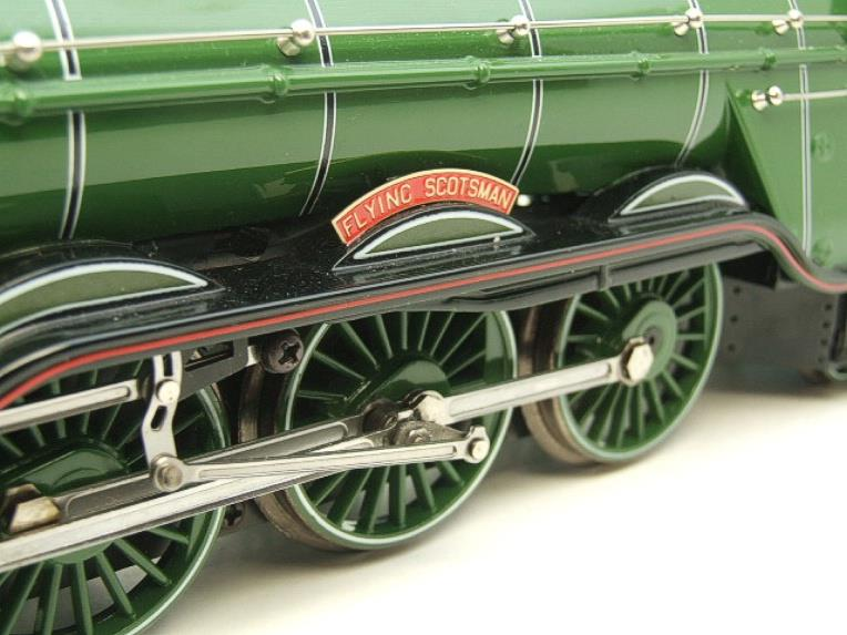 "Ace Trains O Gauge A3 Pacific Class LNER ""Flying Scotsman"" R/N 103 Special Edition Elec 3 Rail Bxd image 16"