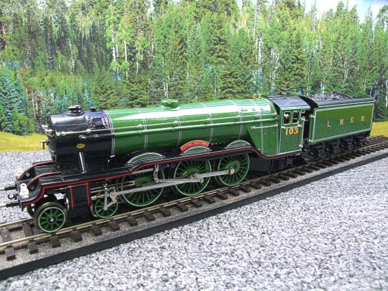 "Ace Trains O Gauge A3 Pacific Class LNER ""Flying Scotsman"" R/N 103 Special Edition Elec 3 Rail Bxd image 20"