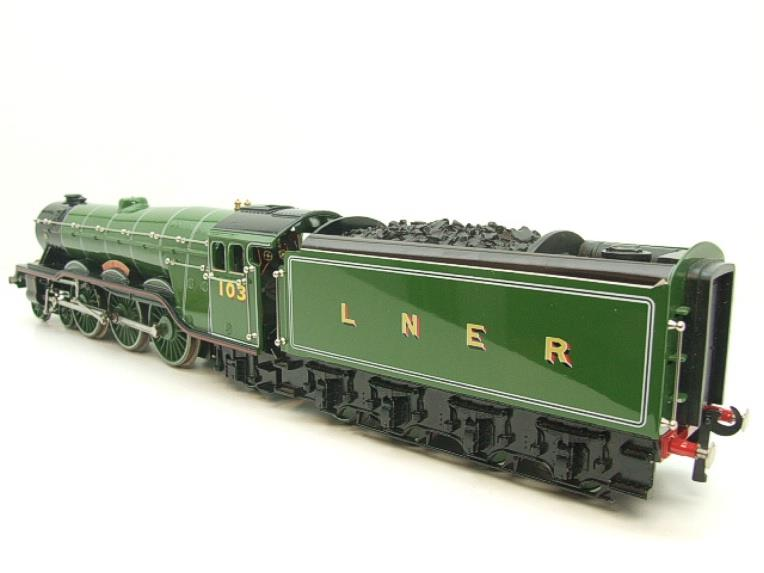 "Ace Trains O Gauge A3 Pacific Class LNER ""Flying Scotsman"" R/N 103 Special Edition Elec 3 Rail Bxd image 21"