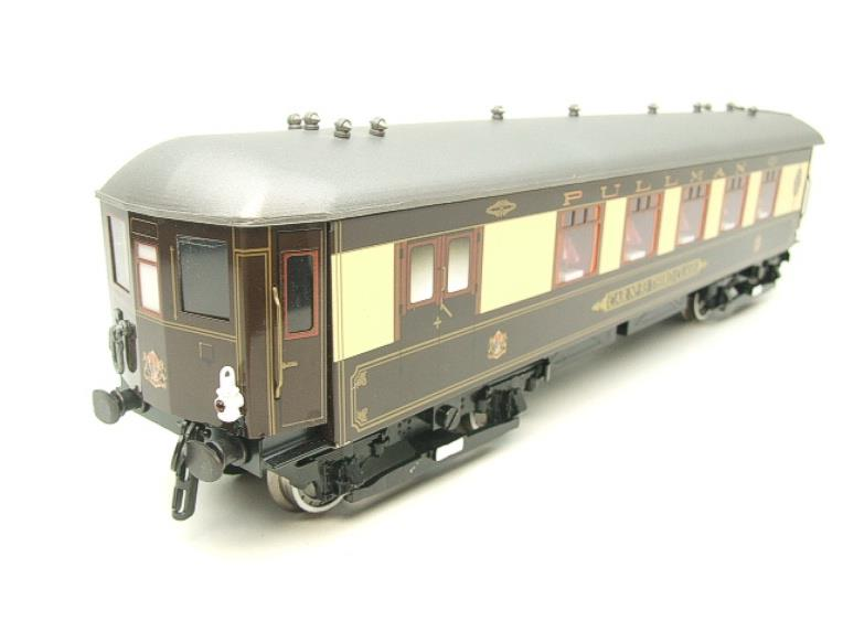 "Darstaed O Gauge ""Brighton Belle"" x6 Pullman Coaches Set Electric 3 Rail  Boxed image 11"