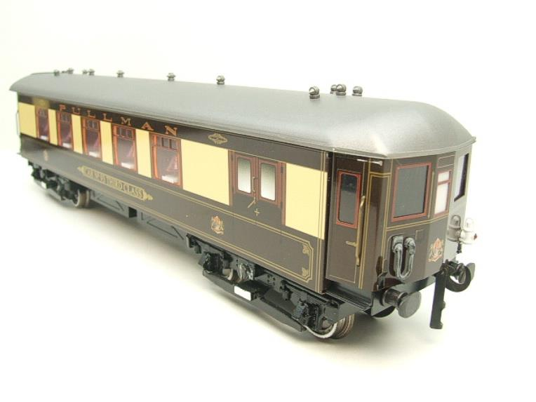 "Darstaed O Gauge ""Brighton Belle"" x6 Pullman Coaches Set Electric 3 Rail  Boxed image 15"