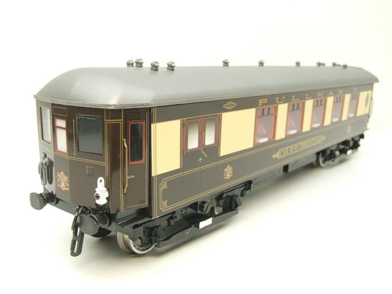 "Darstaed O Gauge ""Brighton Belle"" x6 Pullman Coaches Set Electric 3 Rail  Boxed image 20"