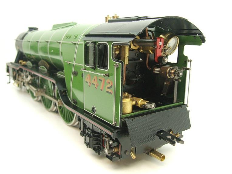 "Gauge 1 Aster LNER A3 Class Pacific ""Flying Scotsman"" R/N 4472 Live Steam MINT Boxed image 11"