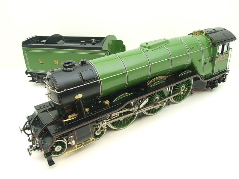 "Gauge 1 Aster LNER A3 Class Pacific ""Flying Scotsman"" R/N 4472 Live Steam MINT Boxed image 13"
