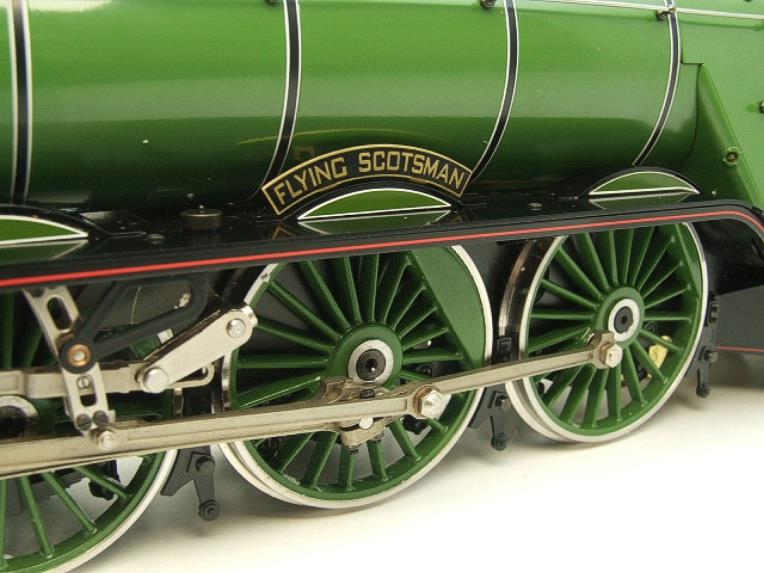 "Gauge 1 Aster LNER A3 Class Pacific ""Flying Scotsman"" R/N 4472 Live Steam MINT Boxed image 17"