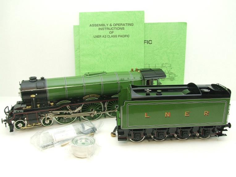 "Gauge 1 Aster LNER A3 Class Pacific ""Flying Scotsman"" R/N 4472 Live Steam MINT Boxed image 20"
