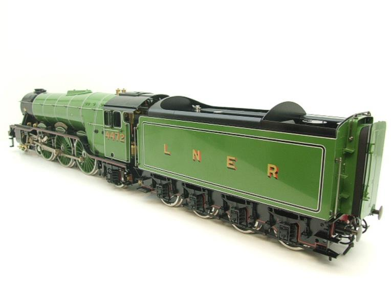 "Gauge 1 Aster LNER A3 Class Pacific ""Flying Scotsman"" R/N 4472 Live Steam MINT Boxed image 21"