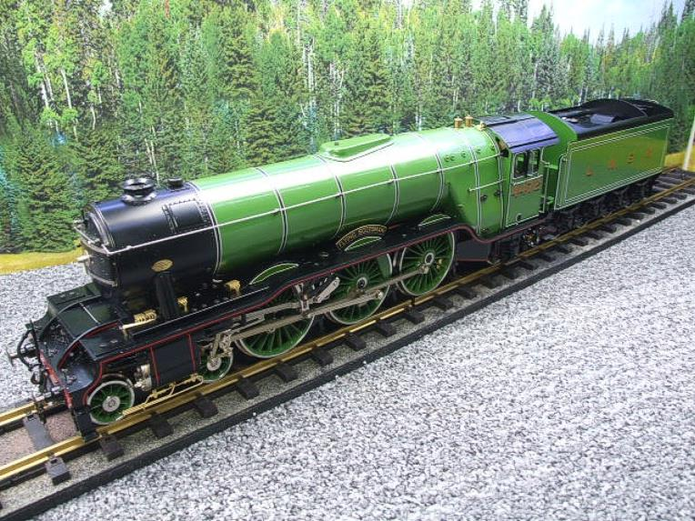 "Gauge 1 Aster LNER A3 Class Pacific ""Flying Scotsman"" R/N 4472 Live Steam MINT Boxed image 22"