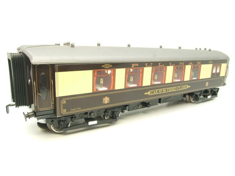 "Darstaed O Gauge ""Brighton Belle"" x5 Pullman Coaches Set Electric 3 Rail Boxed image 11"