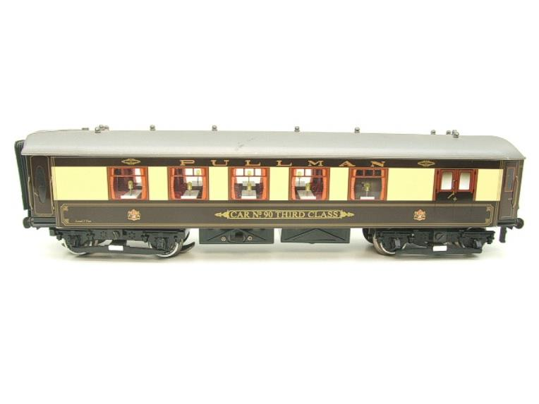 "Darstaed O Gauge ""Brighton Belle"" x5 Pullman Coaches Set Electric 3 Rail Boxed image 13"