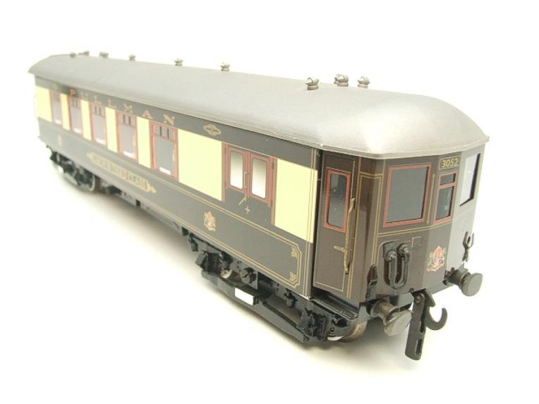 "Darstaed O Gauge ""Brighton Belle"" x5 Pullman Coaches Set Electric 3 Rail Boxed image 18"