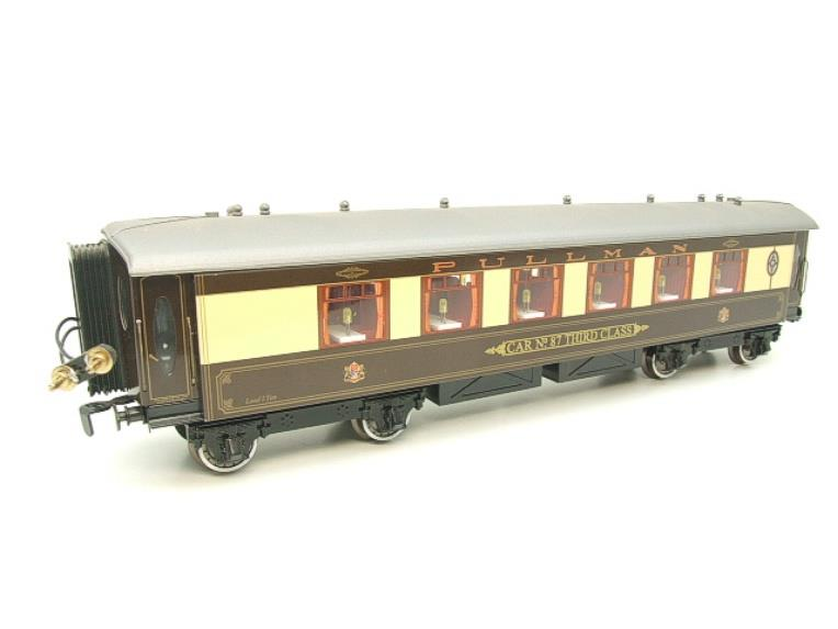 "Darstaed O Gauge ""Brighton Belle"" x5 Pullman Coaches Set Electric 3 Rail Boxed image 19"