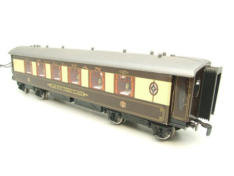"Darstaed O Gauge ""Brighton Belle"" x5 Pullman Coaches Set Electric 3 Rail Boxed image 20"