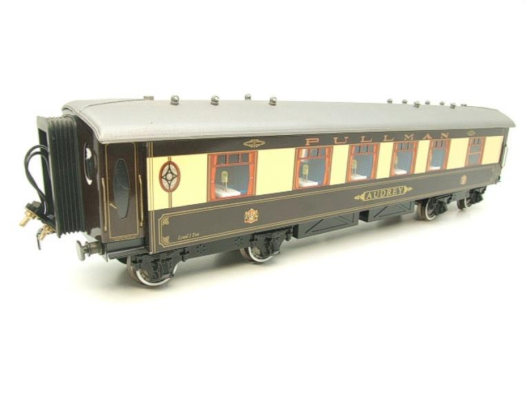 "Darstaed O Gauge ""Brighton Belle"" x5 Pullman Coaches Set Electric 3 Rail Boxed image 21"
