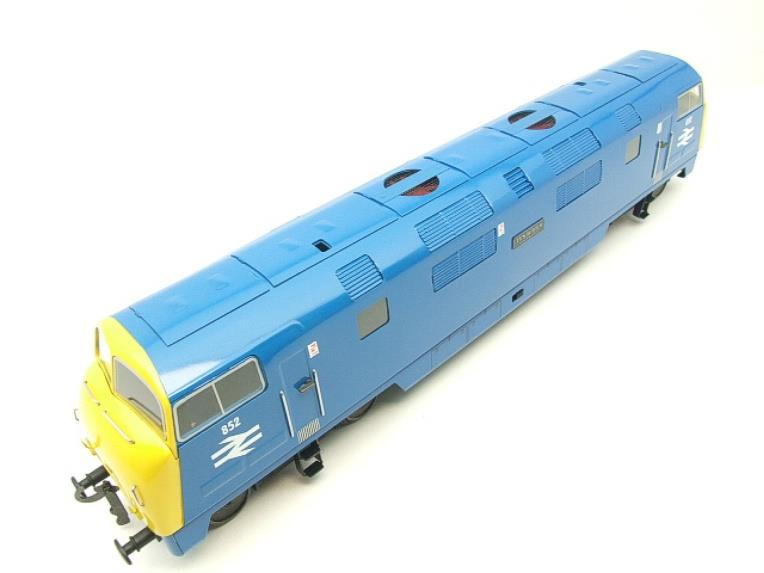 "Ace Trains O Gauge E32-D1 BR D852 Warship Diesel ""Tenacious ""& C13 Coaches x5 Set Electric 2/3 Rail image 12"
