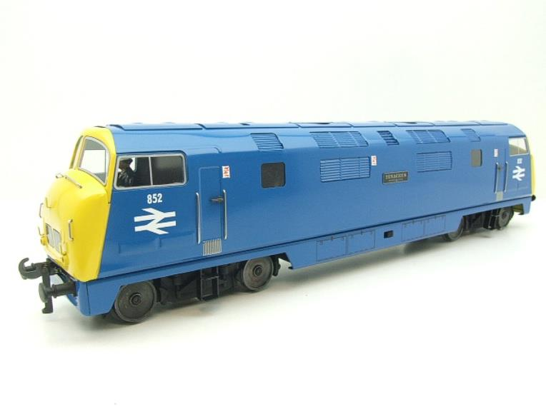"Ace Trains O Gauge E32-D1 BR D852 Warship Diesel ""Tenacious ""& C13 Coaches x5 Set Electric 2/3 Rail image 18"