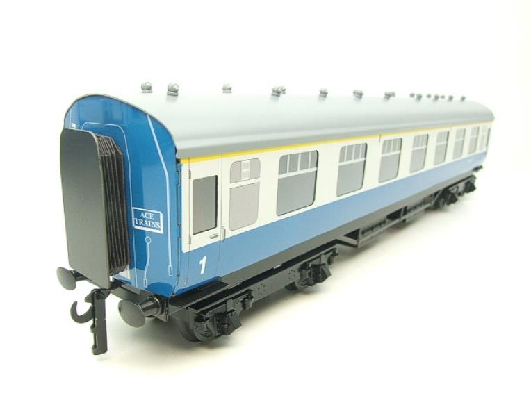 "Ace Trains O Gauge E32-D1 BR D852 Warship Diesel ""Tenacious ""& C13 Coaches x5 Set Electric 2/3 Rail image 21"