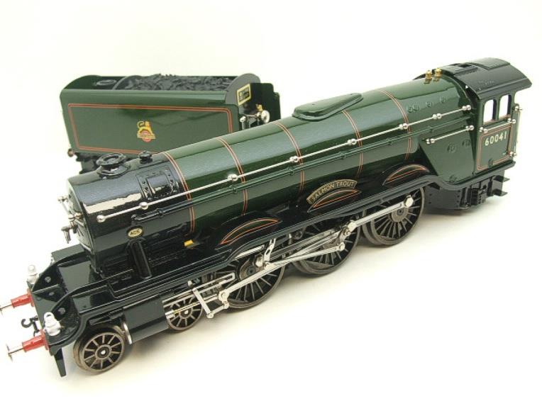 "Ace Trains O Gauge E/6 A3 Pacific Class BR ""Salmon Trout"" R/N 600041 Electric 3 Rail Boxed image 11"