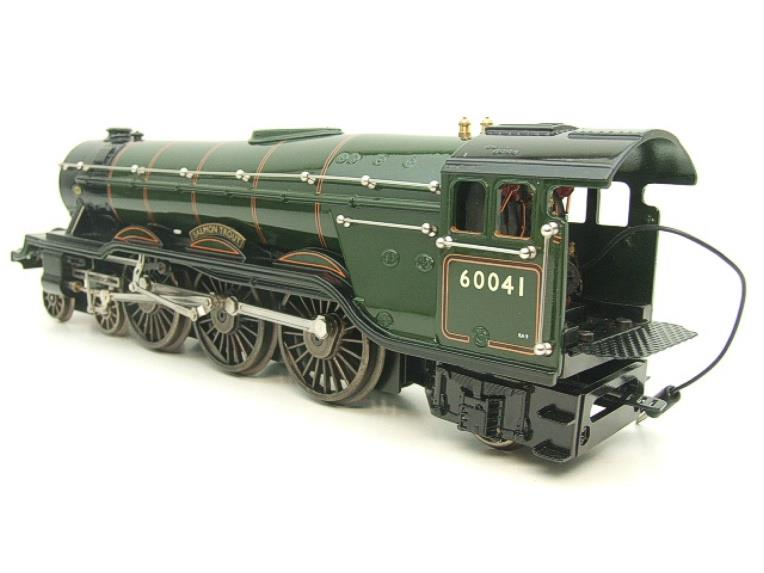 "Ace Trains O Gauge E/6 A3 Pacific Class BR ""Salmon Trout"" R/N 600041 Electric 3 Rail Boxed image 12"
