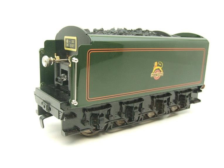 "Ace Trains O Gauge E/6 A3 Pacific Class BR ""Salmon Trout"" R/N 600041 Electric 3 Rail Boxed image 13"