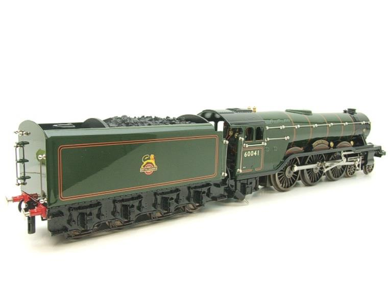 "Ace Trains O Gauge E/6 A3 Pacific Class BR ""Salmon Trout"" R/N 600041 Electric 3 Rail Boxed image 21"