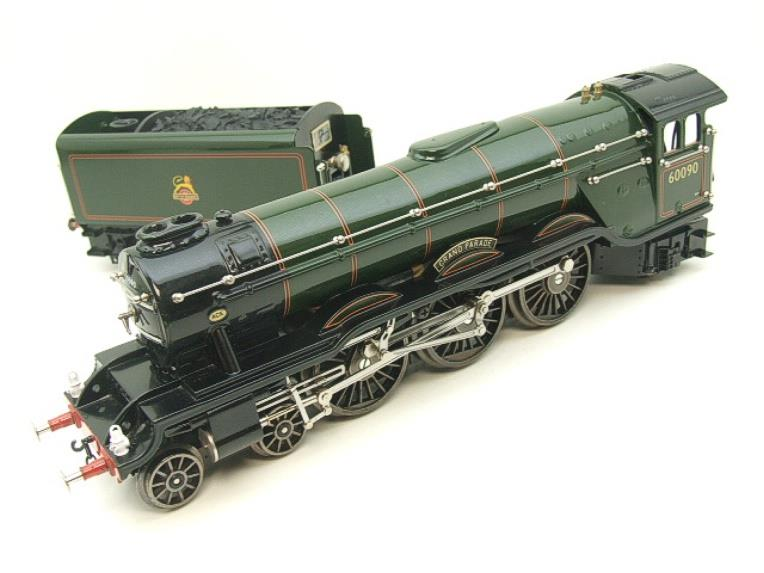 "Ace Trains O Gauge E6 A3 Pacific BR Green ""Grand Parade"" R/N 60090 Boxed 3 Rail image 11"