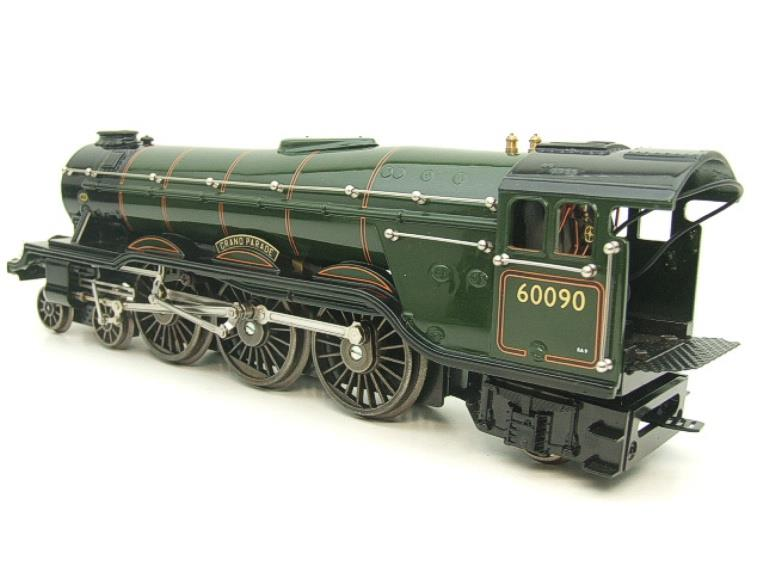 "Ace Trains O Gauge E6 A3 Pacific BR Green ""Grand Parade"" R/N 60090 Boxed 3 Rail image 12"