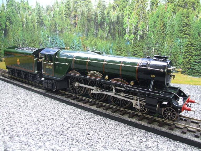 "Ace Trains O Gauge E6 A3 Pacific BR Green ""Grand Parade"" R/N 60090 Boxed 3 Rail image 19"