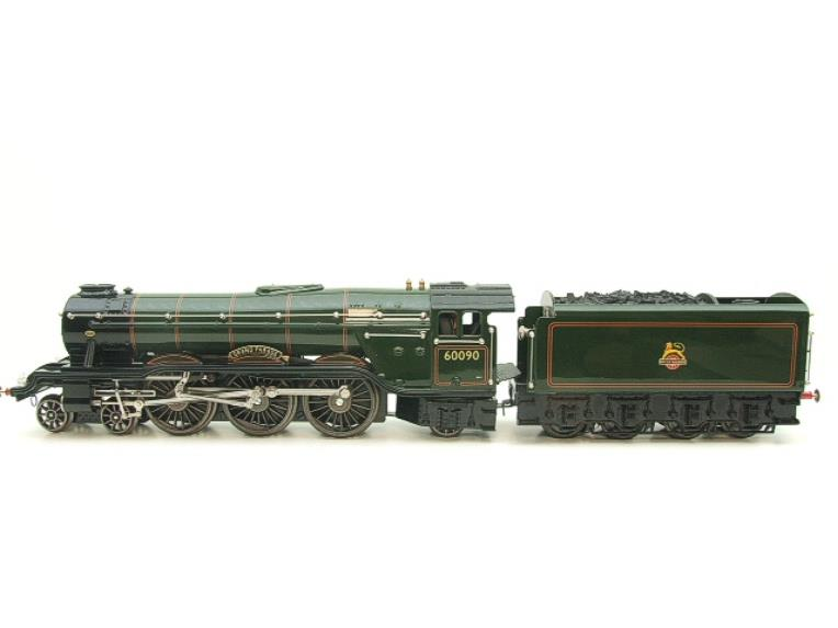 "Ace Trains O Gauge E6 A3 Pacific BR Green ""Grand Parade"" R/N 60090 Boxed 3 Rail image 20"