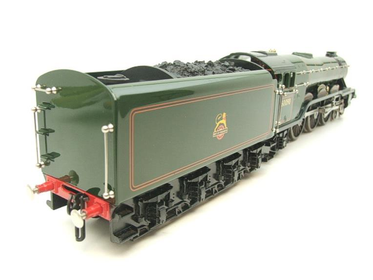 "Ace Trains O Gauge E6 A3 Pacific BR Green ""Grand Parade"" R/N 60090 Boxed 3 Rail image 21"