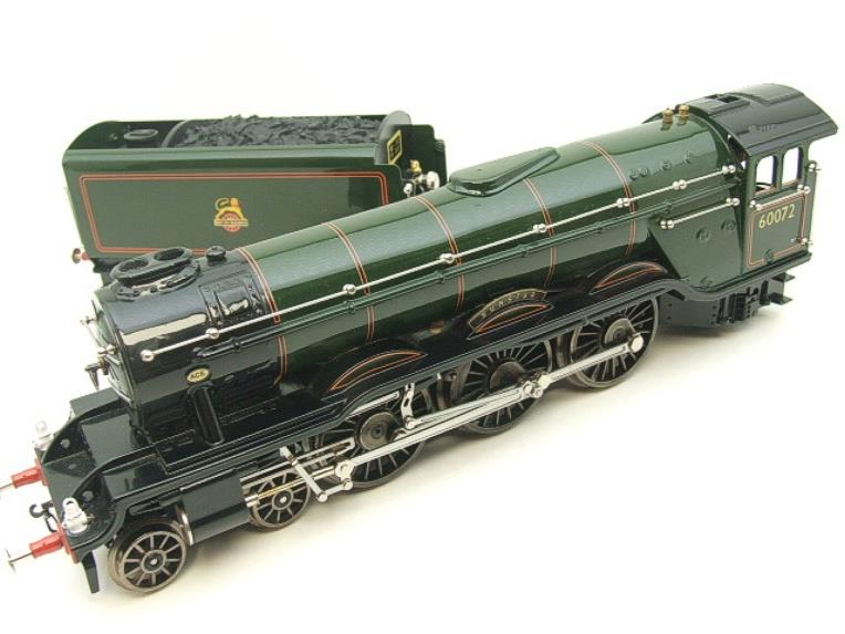 "Ace Trains O Gauge E/6 A3 Pacific Class BR ""Sunstar"" R/N 60072 Electric 3 Rail Boxed image 11"